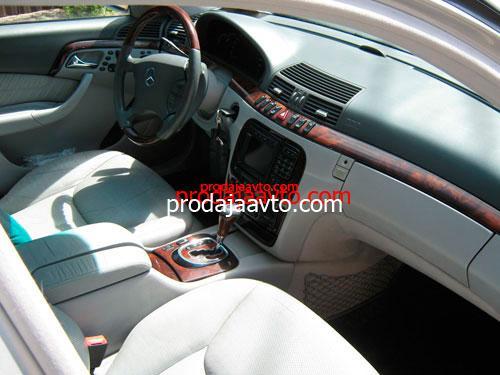 Mercedes-Benz S55