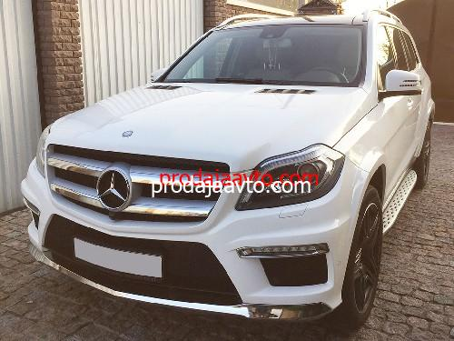 Mercedes-Benz GL350 2015
