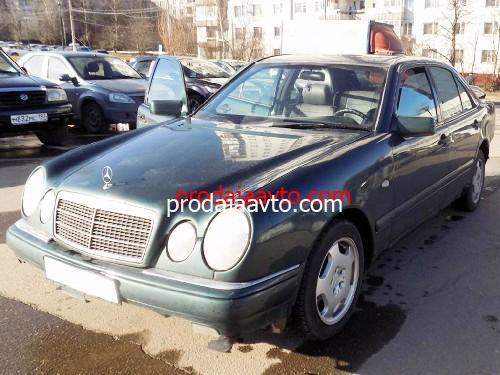 Mercedes-Benz E230 2000