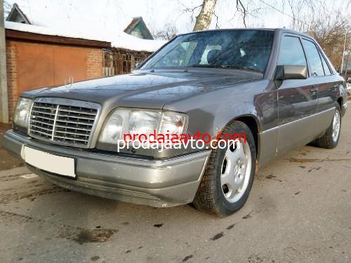 Mercedes-Benz E320 1993