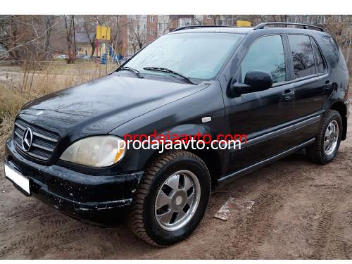 Mercedes-Benz ML320 1998