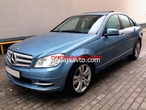 Mercedes-Benz C200 2010