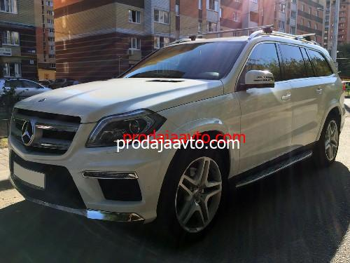 Mercedes-Benz GL420 2015