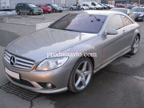 Mercedes-Benz CL500