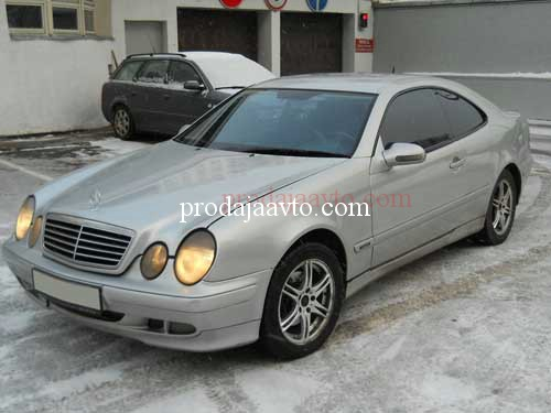 Mercedes-Benz CLK200 2001