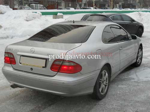 Mercedes-Benz CLK200