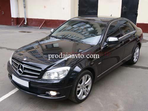 Mercedes-Benz C200 2008