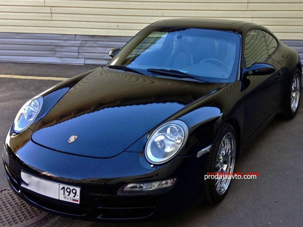 Porsche Carrera 2005