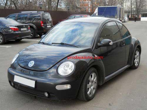 Volkswagen New Beatle 2004