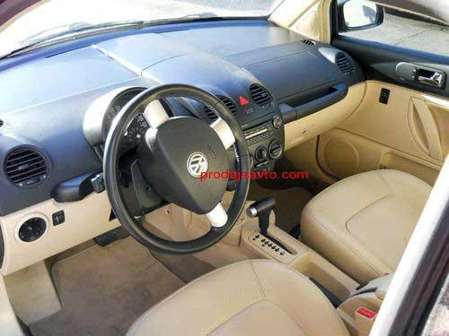 Volkswagen New Beatle