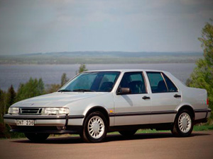 Saab 9000 2.0 -16 CD (1993 - 1998 г.в.)