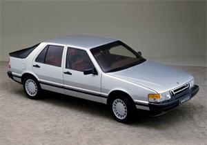 Хэтчбек Saab 9000 первого поколения, 1985–1992