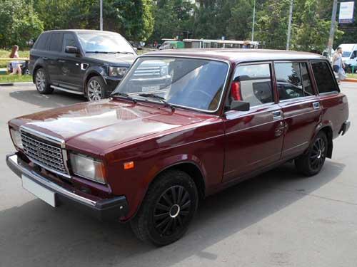 VAZ 21041 2011