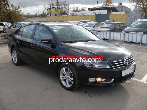 Volkswagen Passat 20117