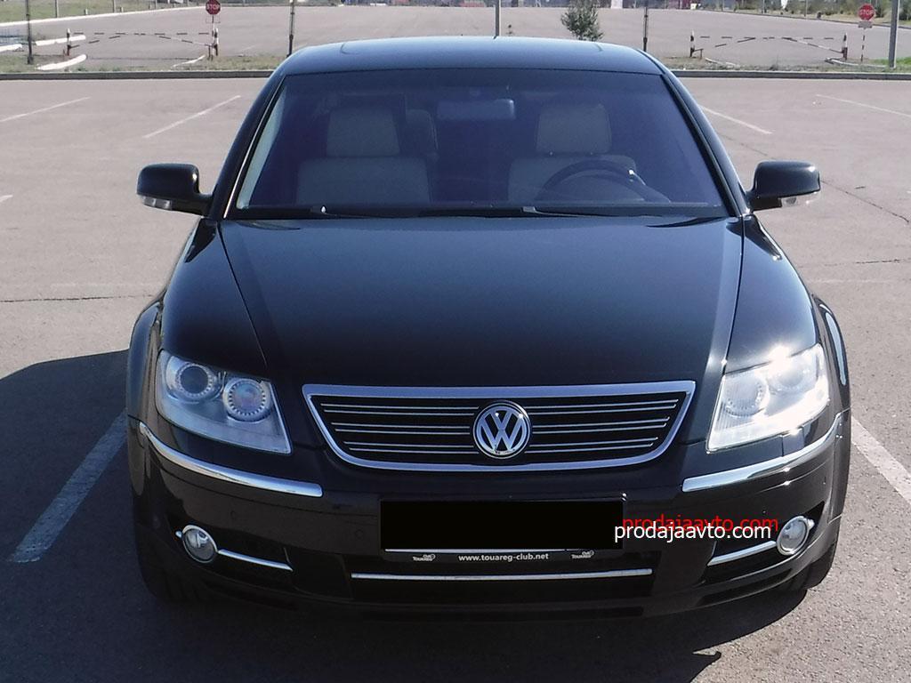 Volkswagen Phaeton 2008
