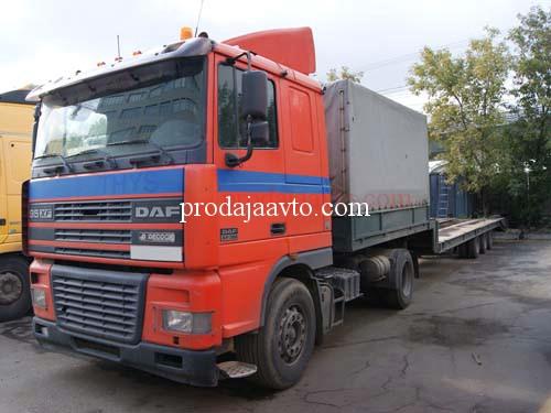 DAF XF95 1998